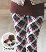 Significantly-spun jersey) Vintage Check (2color) [48,49]