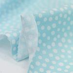 30 can be plain weave) Sarah dot (Blue) [1432]