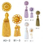 Curtain decoration) Advanced Accessory pin [A3 / B1]