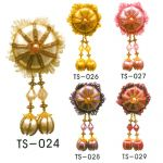 Curtain decoration) Advanced Accessory pin (6 types) [TS024 ~ 029]