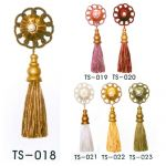 Curtain decoration) Advanced Accessory pin (6 types) [TS018 ~ 023]