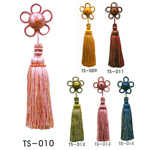Curtain decoration) Advanced Accessory pin (6 types) [TS009 ~ 014]