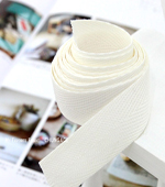 Soft tape Cotton tape 20mm (2Hermp) Ivory