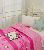 Charyeop quilt) Hello Kitty