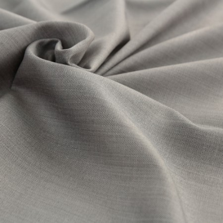 Significantly - wool silk) Silk Grey