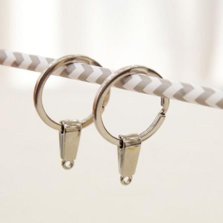 2ea) O-ring key-ring 25mm