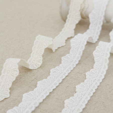 Cotton Lace LA002 New Basil (3 kinds)