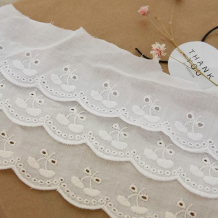 Cotton Lace LA001 Little Lantern (3 kinds)