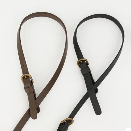 Bag strap 70cm) buckle style shoulder handle (2 species)