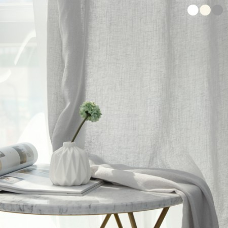 Significantly - linen fabrics) Import-style linen gauze (3 types)