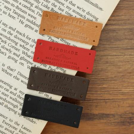 2ea- leather label) -967 handmade crown (4 species)