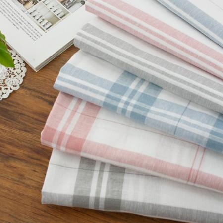 Linen) Check & Stripe (6 species)