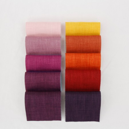 Curtain paper) Colorful plain (10 kinds)