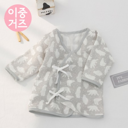 "Significantly - double gauze fabric) day of the Polar Bear <div style=""display:none""> Fabric / mall / Fabric / cotton gauze / baby cloth / bib / Beautiful </div>"