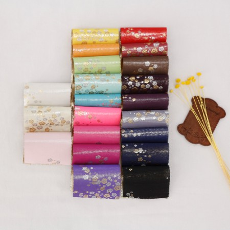 Hanbok Fabric Hanbok Fabric) Great Fabric - Gold Plum 21color