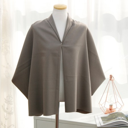 Significantly poly rayon spandex) Brown / Gray