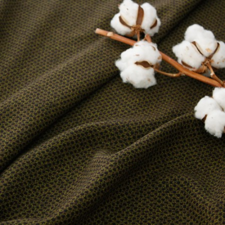 Significantly - wool blend) Khaki brown