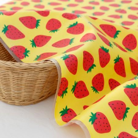 "Advanced matte laminate fabric) Strawberry Chou <div style=""display:none""> Fabric / Waterproof / mall / Fabric / cheap / where to sell / tablecloth / Beautiful </div>"