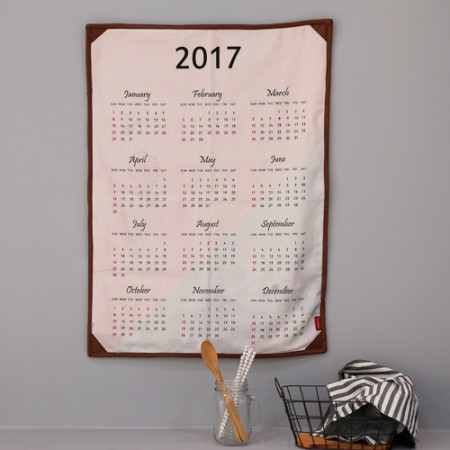"Significantly -LinenDTP fabric) 2017 Art Calendar <div style=""display:none""> Fabric / Calendar / mall / Fabric / Linen / 2017 year / beautiful </div>"