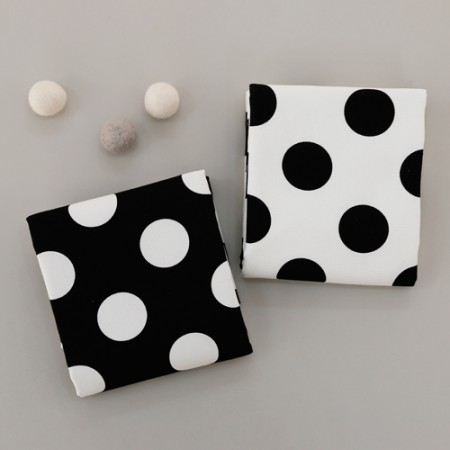 10 Number of canvas) Modern Dot (2 species)