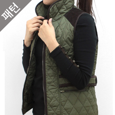 Patterns- women) Women vests [P545]