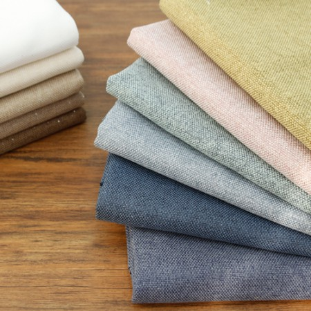 - 40% discount on each 1Hermp] Poly paper linen curtains) Pearl ignorance (8 species)