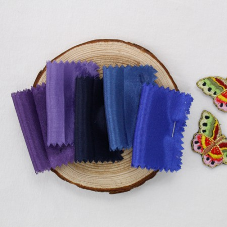 Hanbok Fabric Hanbok cloth) Shotan Plain - Bluever (5 kinds)