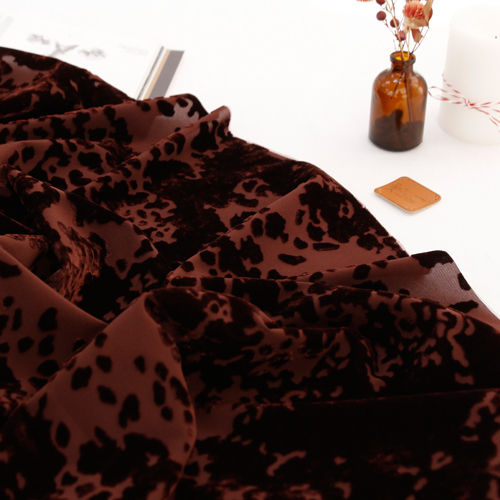 Burnout) microfiber velvet (2 species)