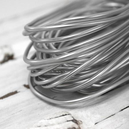 [3Hermp] Aluminum wire _2mm