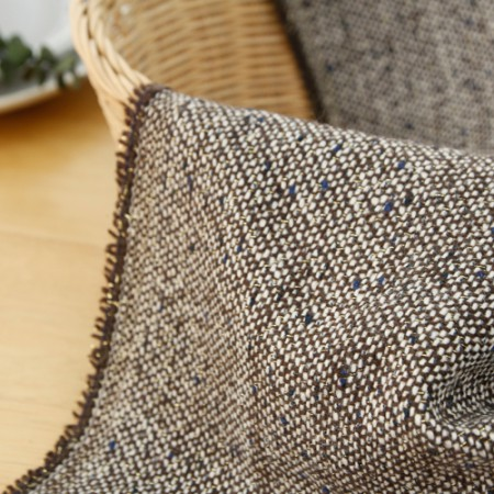 Significantly - home spun fabrics) Soft (Brown)