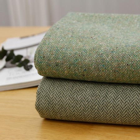 Significantly - wool blend fabrics), green tea (2 species)