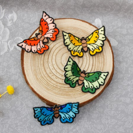Hanbok for three-dimensional embroidery) neat bow (4 species)