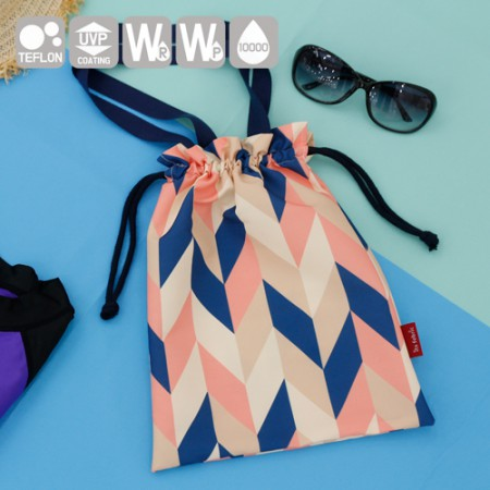 Emotional camping fabric) geometrics