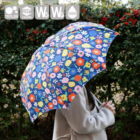Emotional camping fabric) Flower toktok