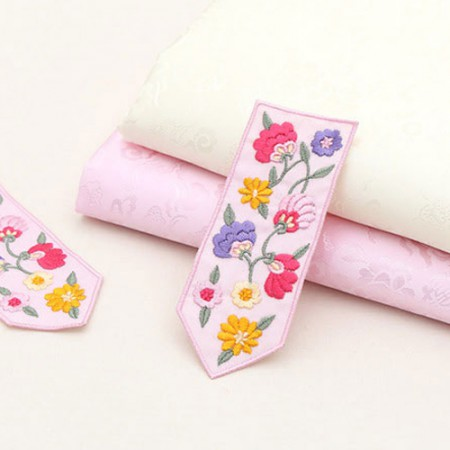 2ea) for polygon embroidered Hanbok