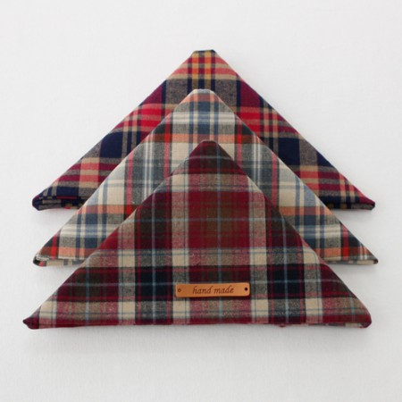 Fabric Package) Vintage Check (jongpaek 3) 1 / 4Hermp