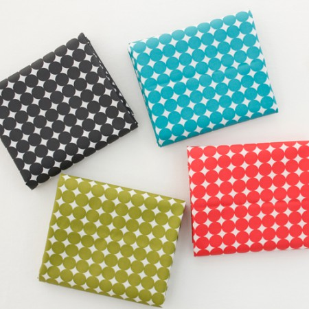 Cotton blend fabric laminates) Dot (4 species)