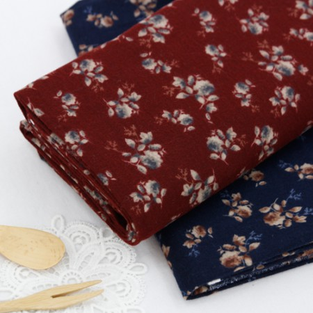 Significantly raising the fabric surface -20) Vintage Rose (2 species)