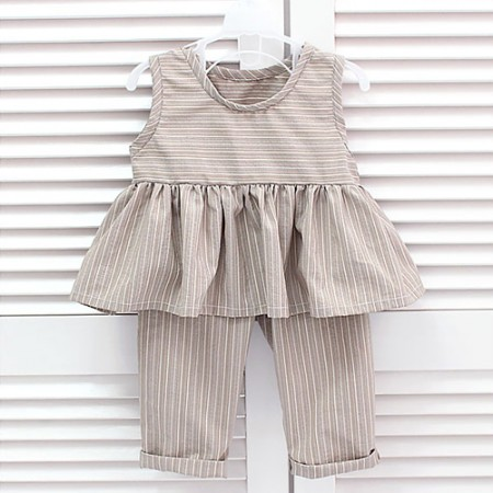 -30,40 Can significantly dyed stripe) CP air wash