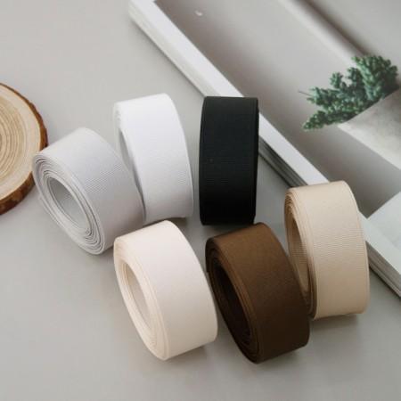 [5Hermp] ★ tapes) 25mm white brown ver (6 species)