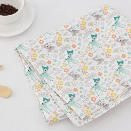 Advanced matte laminate fabric), Lily Mei