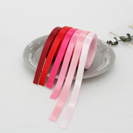 [5Hermp] Satin tape) Making 10mm Pinkver Mask Strap (6 types)