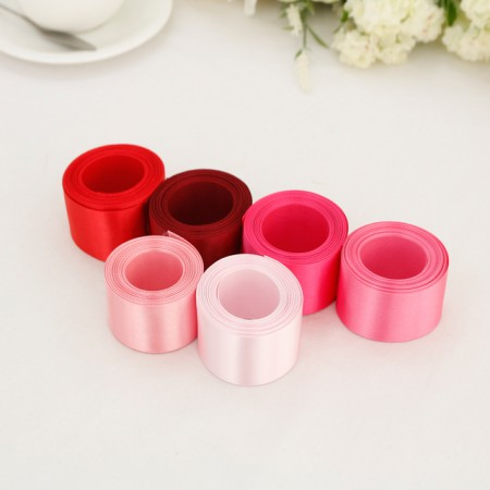[5Hermp] satin tape) 40mmPinkver (6 types)