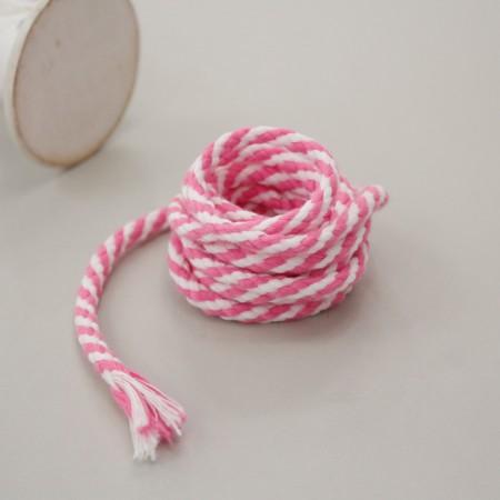[2Hermp] round round string cotton (Pink)