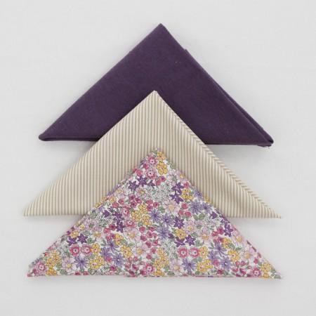 Fabric package) Spring Flower (jongpaek 3) 1 / 4Hermp
