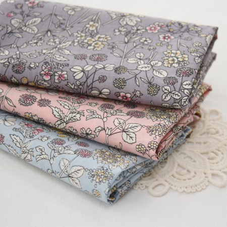 Asa fabric can dramatically -60), strawberry flowers (3 types)