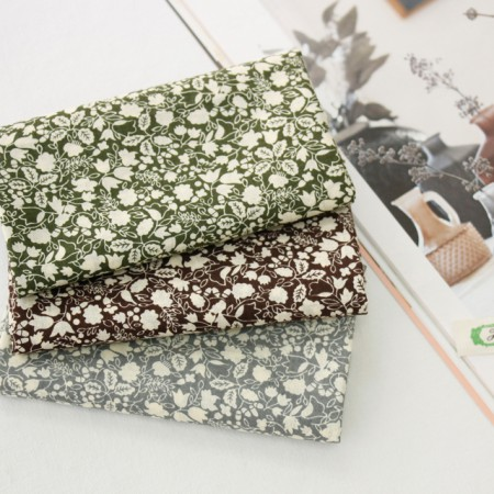 Asa fabric can dramatically -60) glass flower vine (3 types)