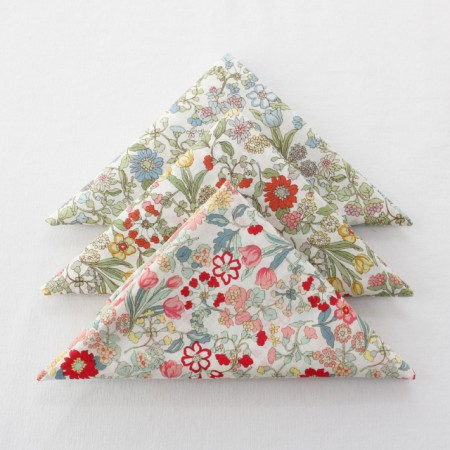 Fabric Package) Romantic garden (3 jongpaek) 1 / 4Hermp