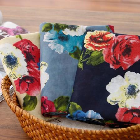 Asa fabric can dramatically -60) Vintage Garden (3 types)