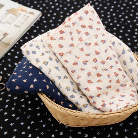 Significantly - double gauze fabric) spring breeze (4 species)